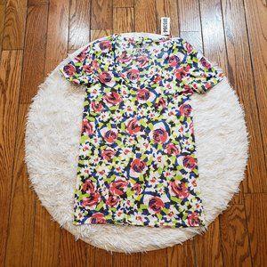 NWT Nollie Women's Floral Tee Shirt